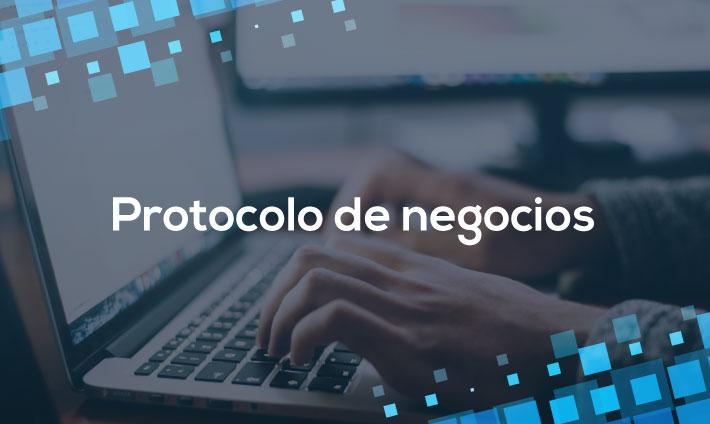 Protocolo de Negocios