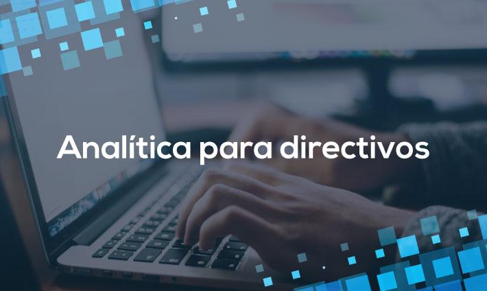 Analítica para directivos