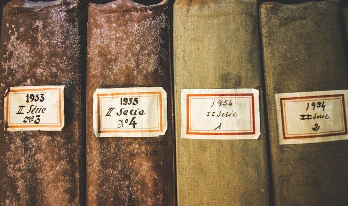 Introducción a los archivos históricos y el documento antiguo