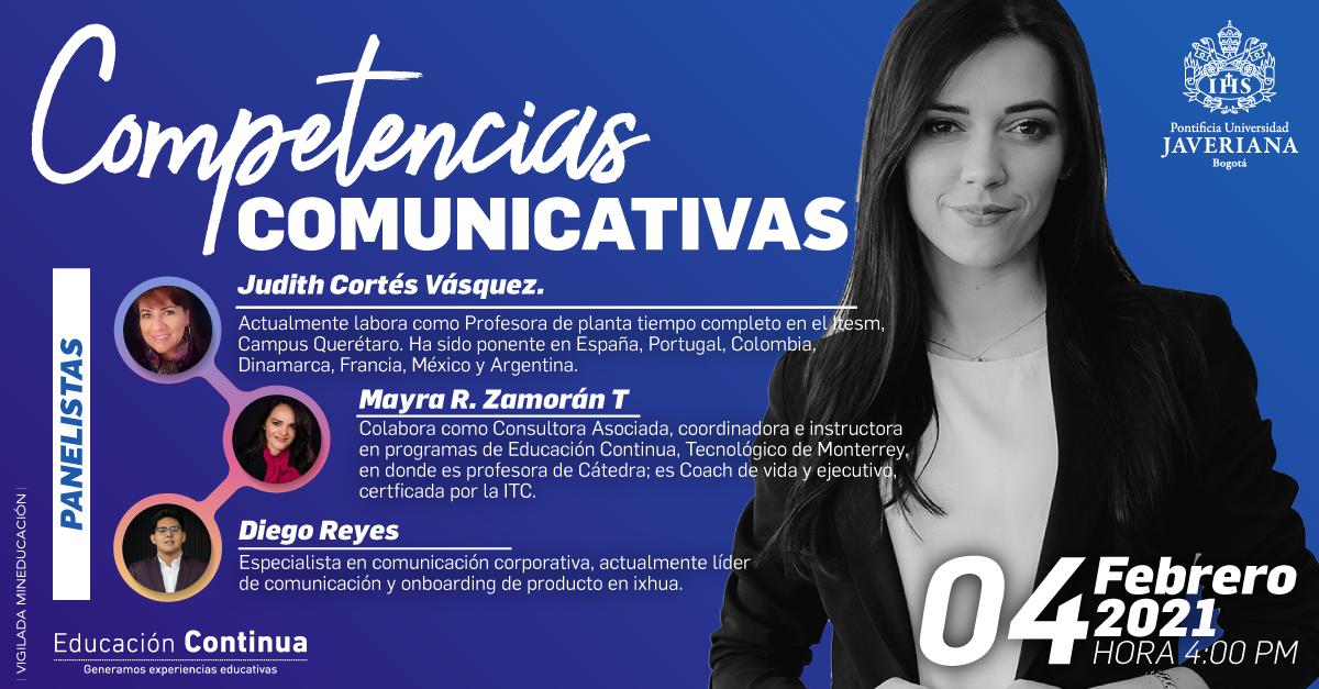 Competencias comunicativas. La gran transformación
